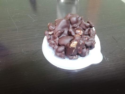 ナッツチョコピール